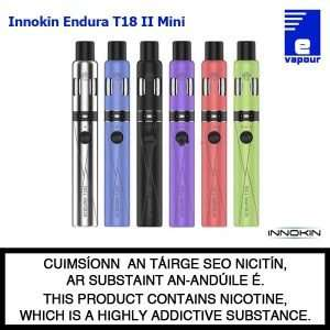 Innokin Endura T18 ii Mini Kit - All Colours
