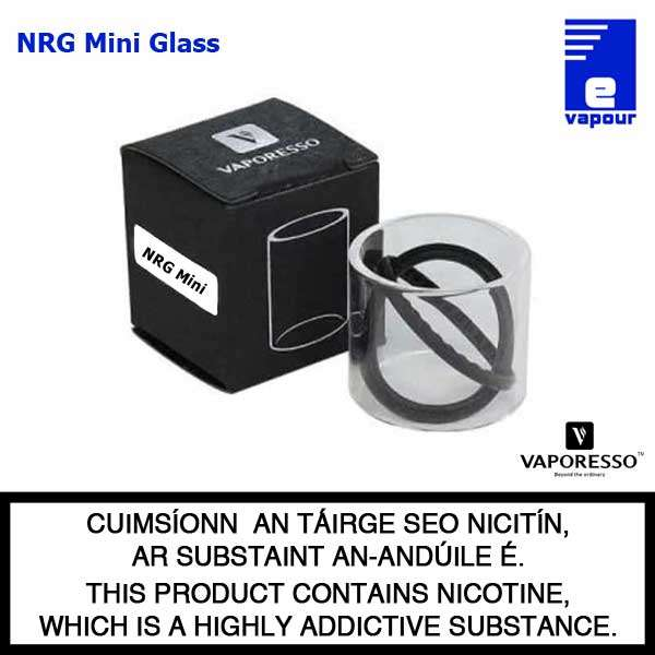Vaporesso NRG Mini Replacement Pyrex Glass