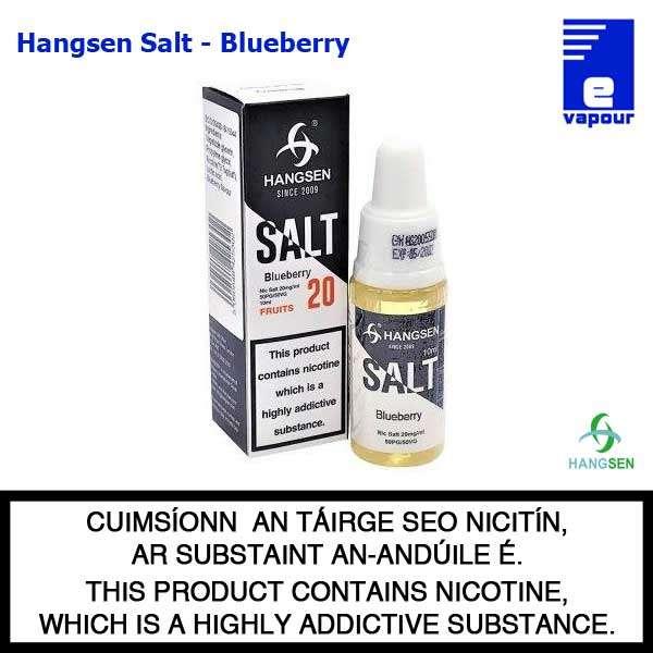 Hangsen Salt - Blueberry 20mg