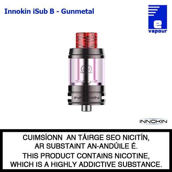 Innokin iSub B Tank - Gunmetal