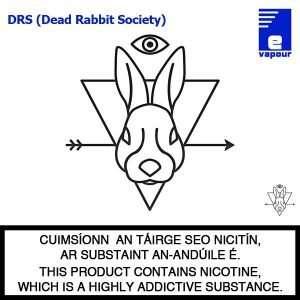 DRS (Dead Rabbit Society) - Large Logo