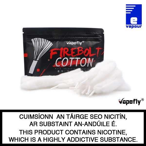Vapefly Firebolt Cotton - Original Edition