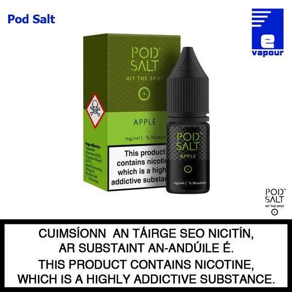 Pod Salt - Apple