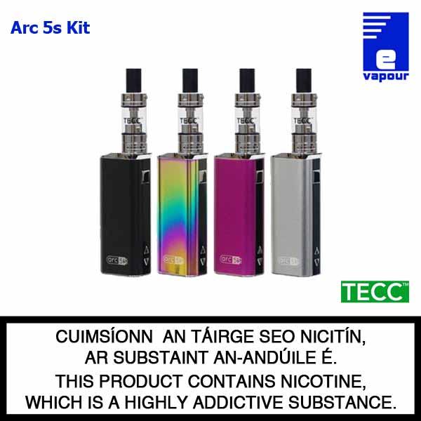TECC Arc 5s Kit - 4 Colours