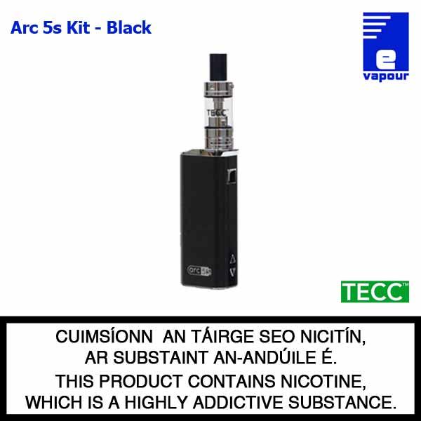 TECC Arc 5s Kit - Black