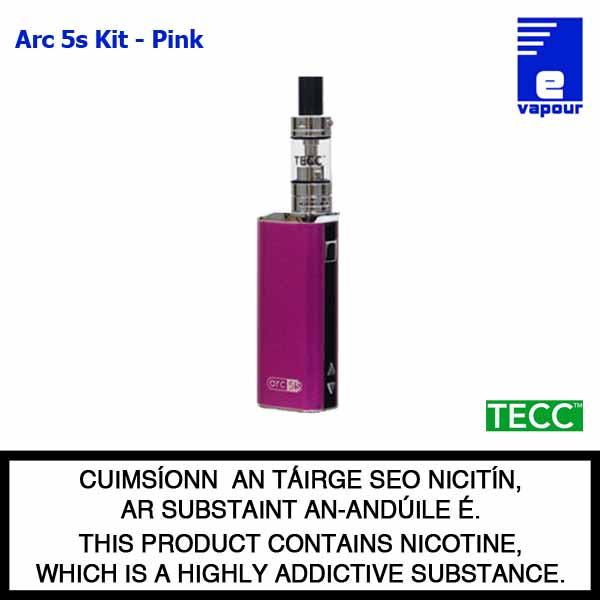 TECC Arc 5s Kit - Pink