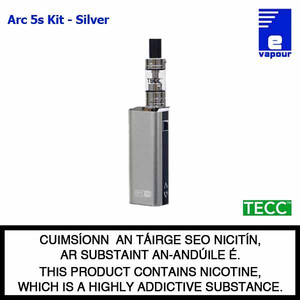 TECC Arc 5s Kit - Silver