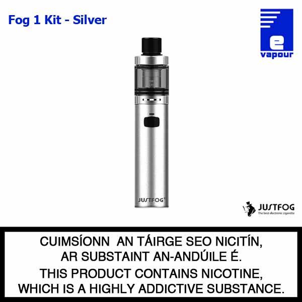 JustFog Fog 1 Kit - Silver