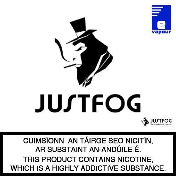 JustFog Logo - Large
