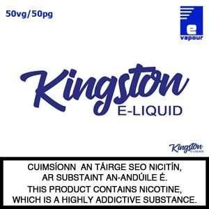 Kingston 50/50 Logo - Large