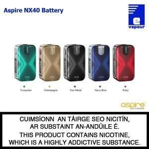 Aspire NX40 - 5 Colours
