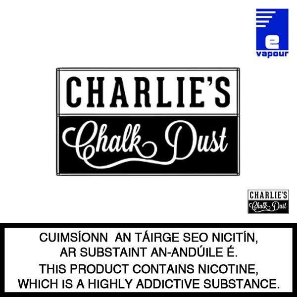 Charlie's Chalk Dust - Large Logo