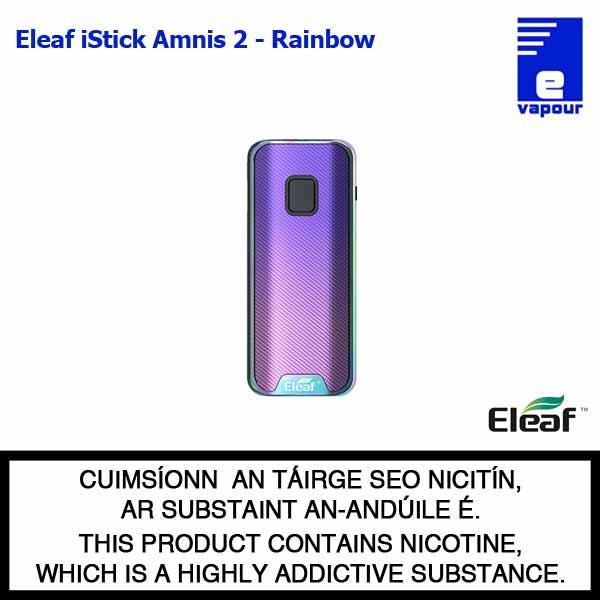 Eleaf iStick Amnis 2 Battery - Rainbow