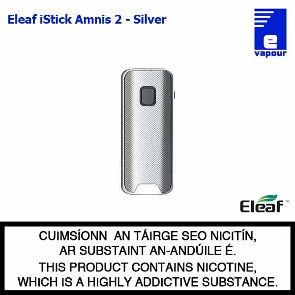 Eleaf iStick Amnis 2 Battery - Silver