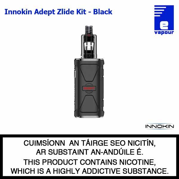 Innokin Adept Zlide Starter Kit - Black