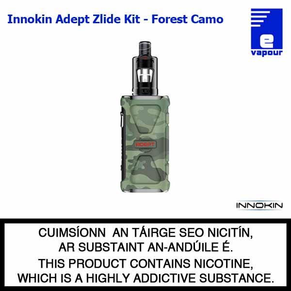 Innokin Adept Zlide Starter Kit - Forest Camo