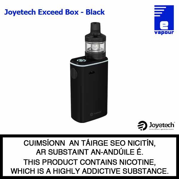 Joyetech Exceed Box Starter Kit - Black