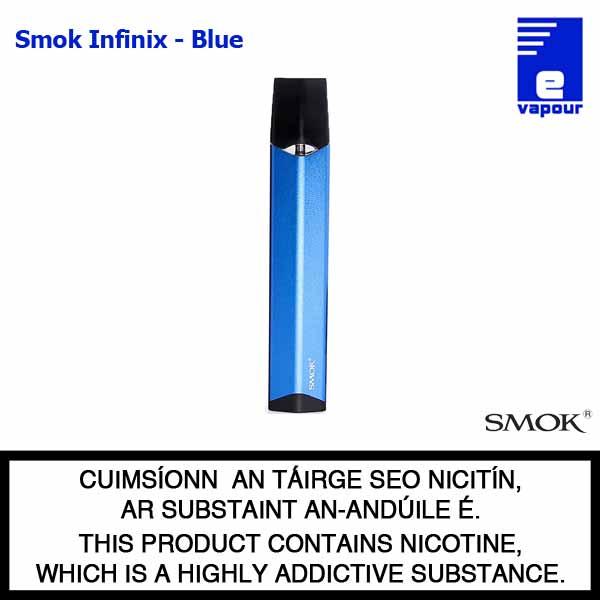 Infinix - Blue
