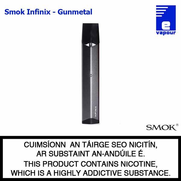 Infinix - Gunmetal