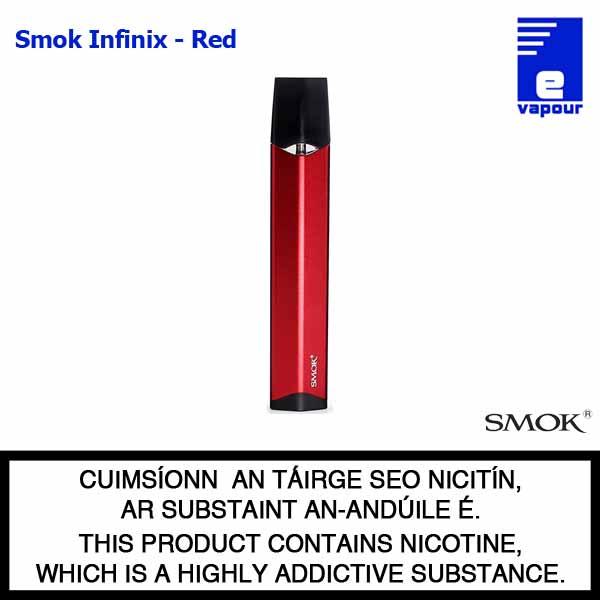 Infinix - Red