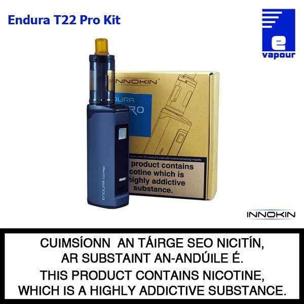 Innokin Endura T22 Pro Starter Kit - Blue