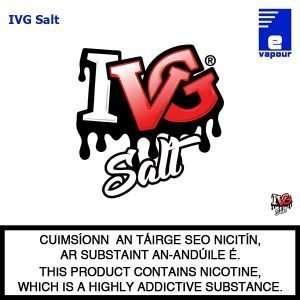 IVG Nic Salt Logo - Large