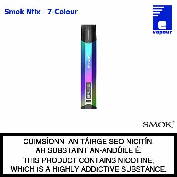 Smok Nfix Starter Kit - 7-Colour