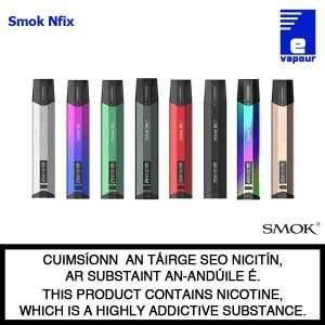 Smok Nfix Starter Kit - All Colours