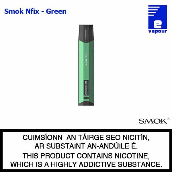 Smok Nfix Starter Kit - Green