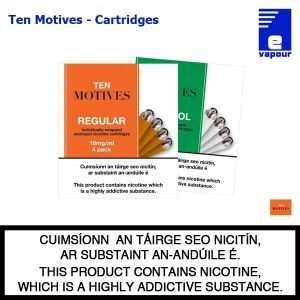 Ten Motives - Refill Cartridges