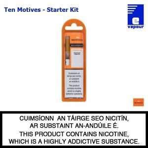 Ten Motives - Starter Kit