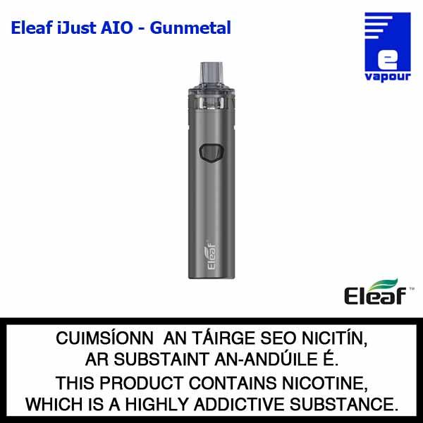 Eleaf iJust AIO - Gunmetal