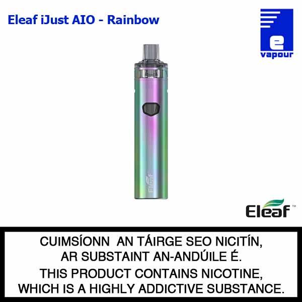 Eleaf iJust AIO - Rainbow
