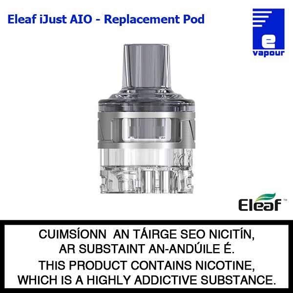 Eleaf iJust AIO - Replacement Pod
