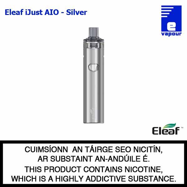 Eleaf iJust AIO - Silver