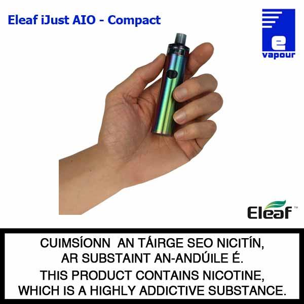 Eleaf iJust AIO - Small Compact Device