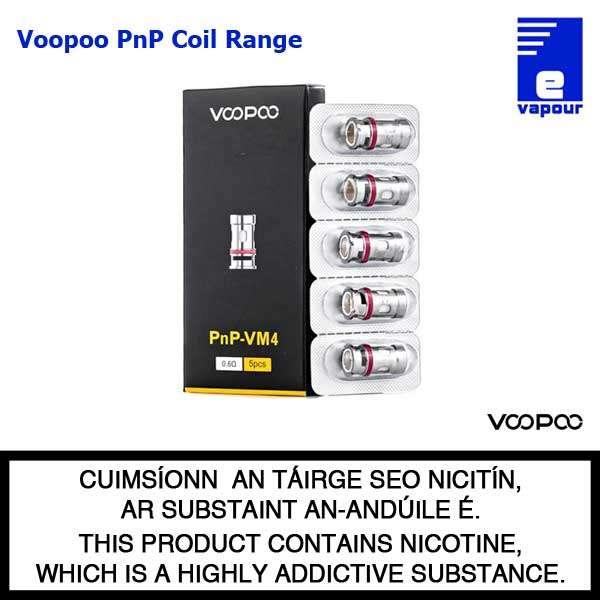 VooPoo PnP Coil Range - Drag X, Drag S, Argus, PnP Pod